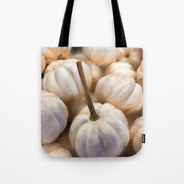 Ghost Pumpkins Tote Bag