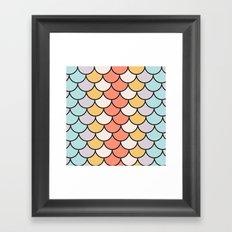 Color Twist Framed Art Print