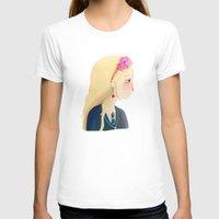 luna lovegood T-shirts featuring Luna by Nan Lawson