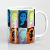 Pop Self Portrait Mug