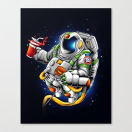 Need More Space Canvas Print