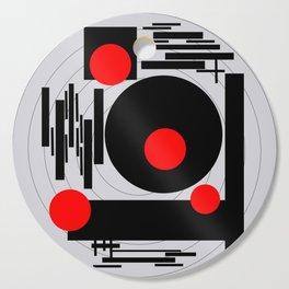 Optical Red Cutting Board