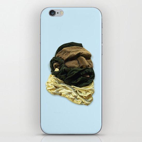 Mr. Tee iPhone Skin