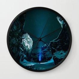 Ice Breaker Star Gazer Wall Clock