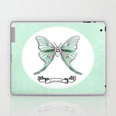Actias luna Laptop & iPad Skin