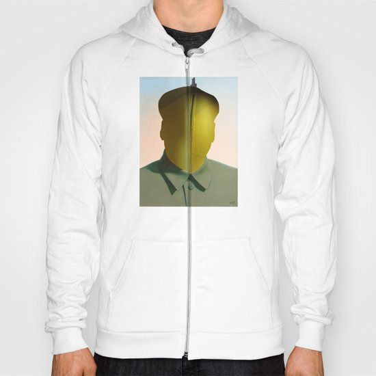 Mao as wound 3 Collage Hoody