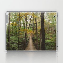 A Walk in the Woods, No. 2 Laptop & iPad Skin