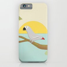 African Grey Parrot Slim Case iPhone 6s