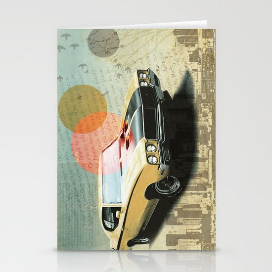 Buick Gran Stationery Cards
