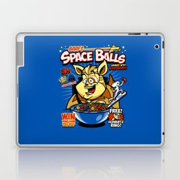 Barf's Cereal Laptop & iPad Skin