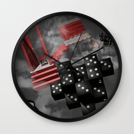 time is running  Wall Clock