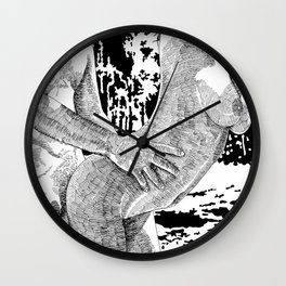 Let's Dance Wall Clock