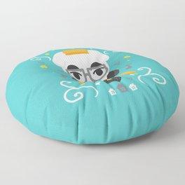 Animal Crossing: DJ KK Floor Pillow