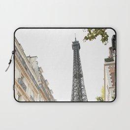 Eiffel tower architecture Laptop Sleeve