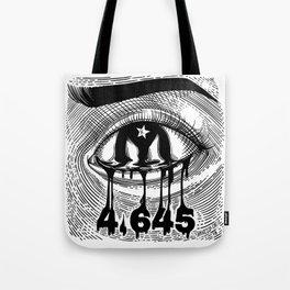 4,645 Boricuas Tote Bag