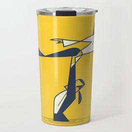 Pulp Dancing Travel Mug