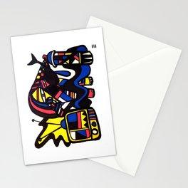 POP! TV  Stationery Cards