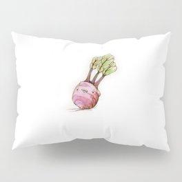Anxiety Turnip Pillow Sham