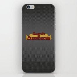Dante's In Friendzone iPhone Skin
