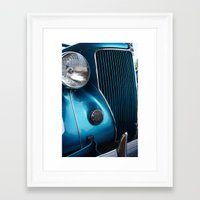 old school Framed Art Prints featuring Old School by JCalls Photography
