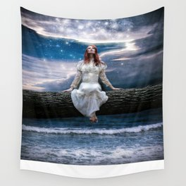 Wishing for Neverland Wall Tapestry