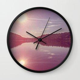 Wakefield Dawning Wall Clock
