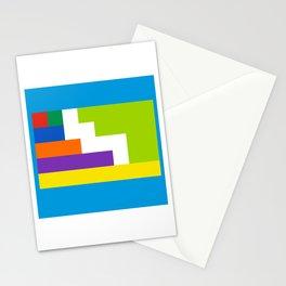 Flag of Fibo's Republic Stationery Cards