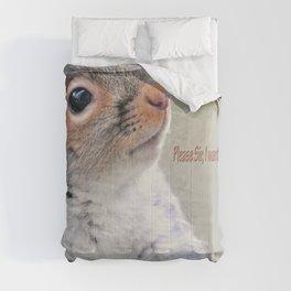 Oliver Twist Squirrel Comforters