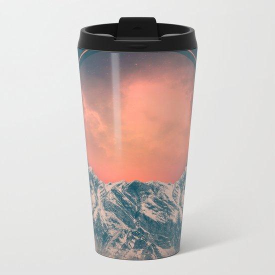 Rise Again | Solar Eclipse Metal Travel Mug