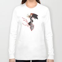 justice Long Sleeve T-shirts featuring Justice by Stevyn Llewellyn