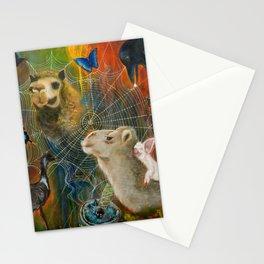 SACRED JOURNEY Stationery Cards