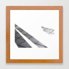 Shadows and Highlights. Framed Art Print