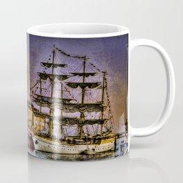 "Tall Ship ""Mircea"" Coffee Mug"