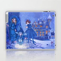 Witches and spell Laptop & iPad Skin
