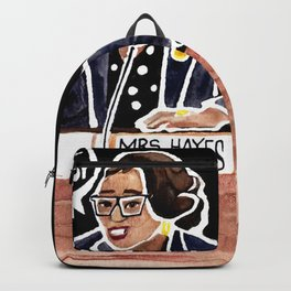 Rep. Jahana Hayes Backpack