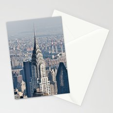 Chrysler Building New York Stationery Cards
