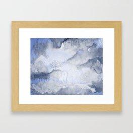 Nature Wash Framed Art Print