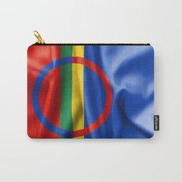 Sami Flag Carry-All Pouch