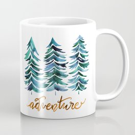 Adventure is Calling Coffee Mug