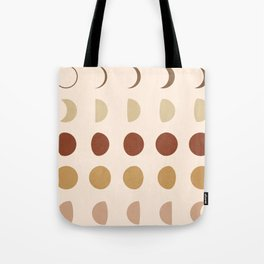 Flow of the Phases Tote Bag
