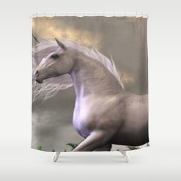 spdesign22 Shower Curtain