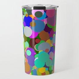 Circles #9  - 03142017 Travel Mug