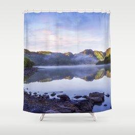 Llyn Crafnant Shower Curtain