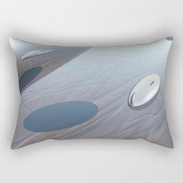 Escaping Area 51 Rectangular Pillow