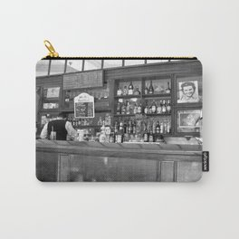 Bar in Old Havana, Cuba Carry-All Pouch
