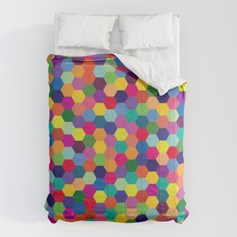 Geometric Pattern #3 Comforters
