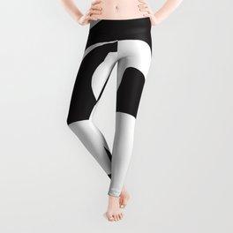 Japanese curve Leggings