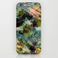PALM COLLAGE iPhone 6s Slim Case