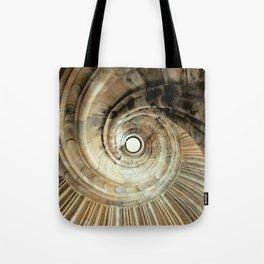 wendeltreppe Tote Bag
