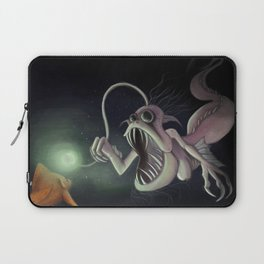 Amatheia the Cursed Laptop Sleeve